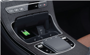 Mercedes GLC features - Wireless charging system